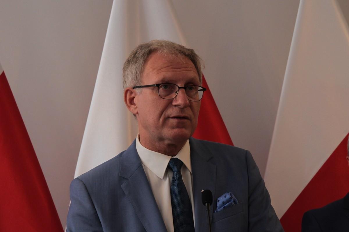 Tomasz Latos_ konferencja w K-P UW_ SF