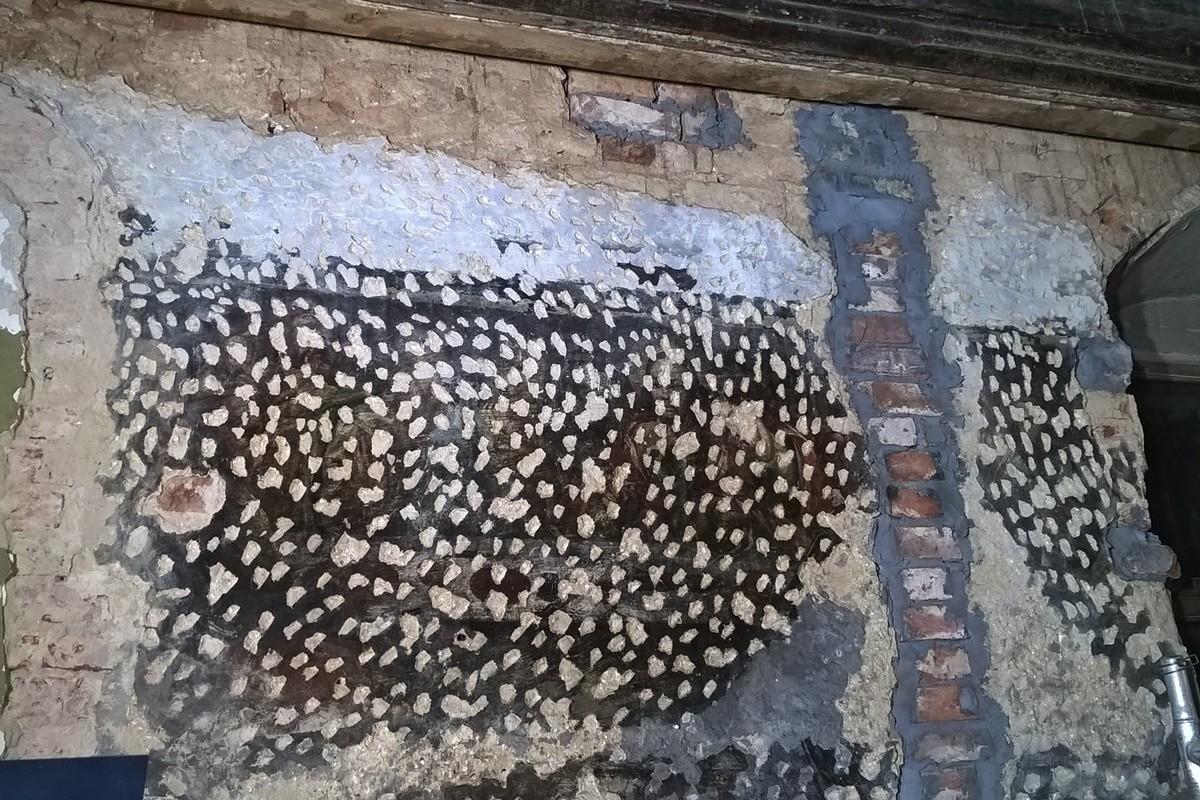 Znalezisko na ścianie MOB Bydgoszcz_ SF