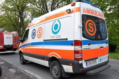 ambulans, straż_ na sygnale_ Maciej Rejment