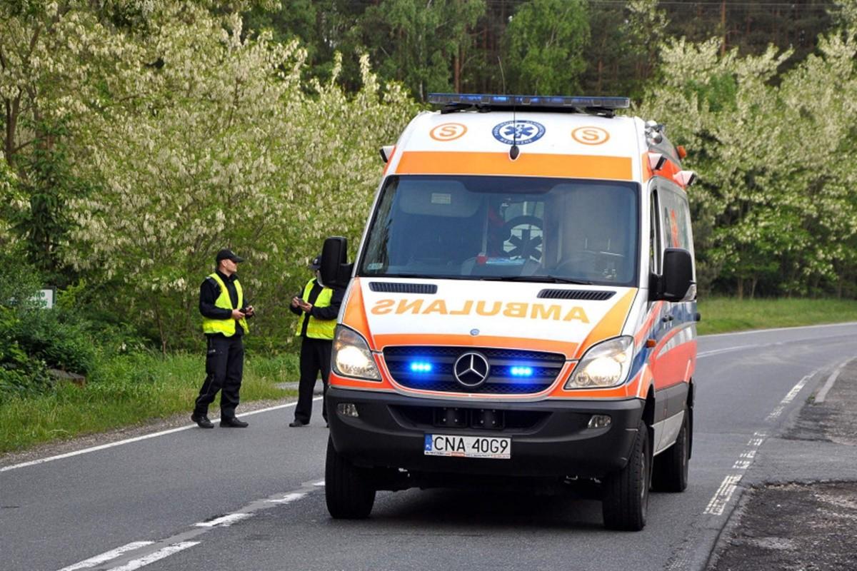 ambulans_ na sygnale_ Maciej Rejment