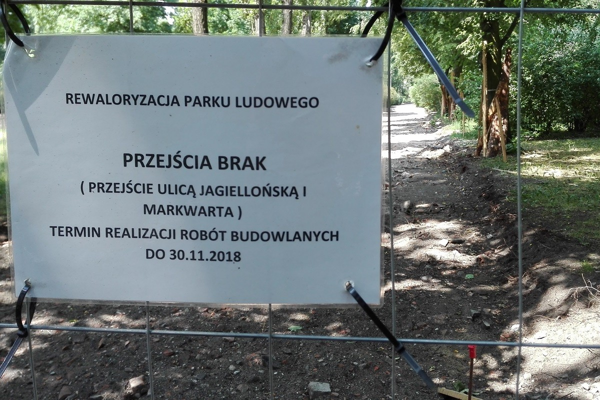 park witosa prace bb