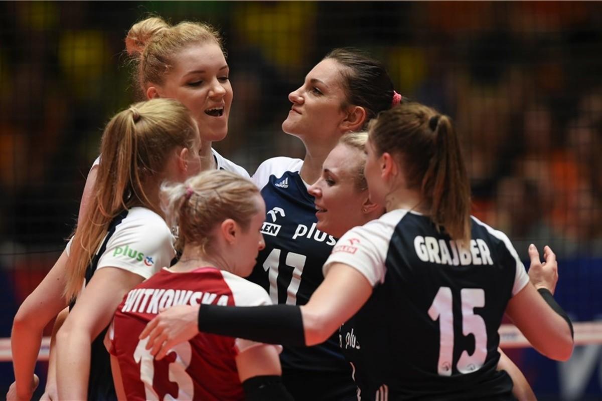 reprezentacja Polski w piłce siatkowej kobiet_Liga Narodów_FIVB