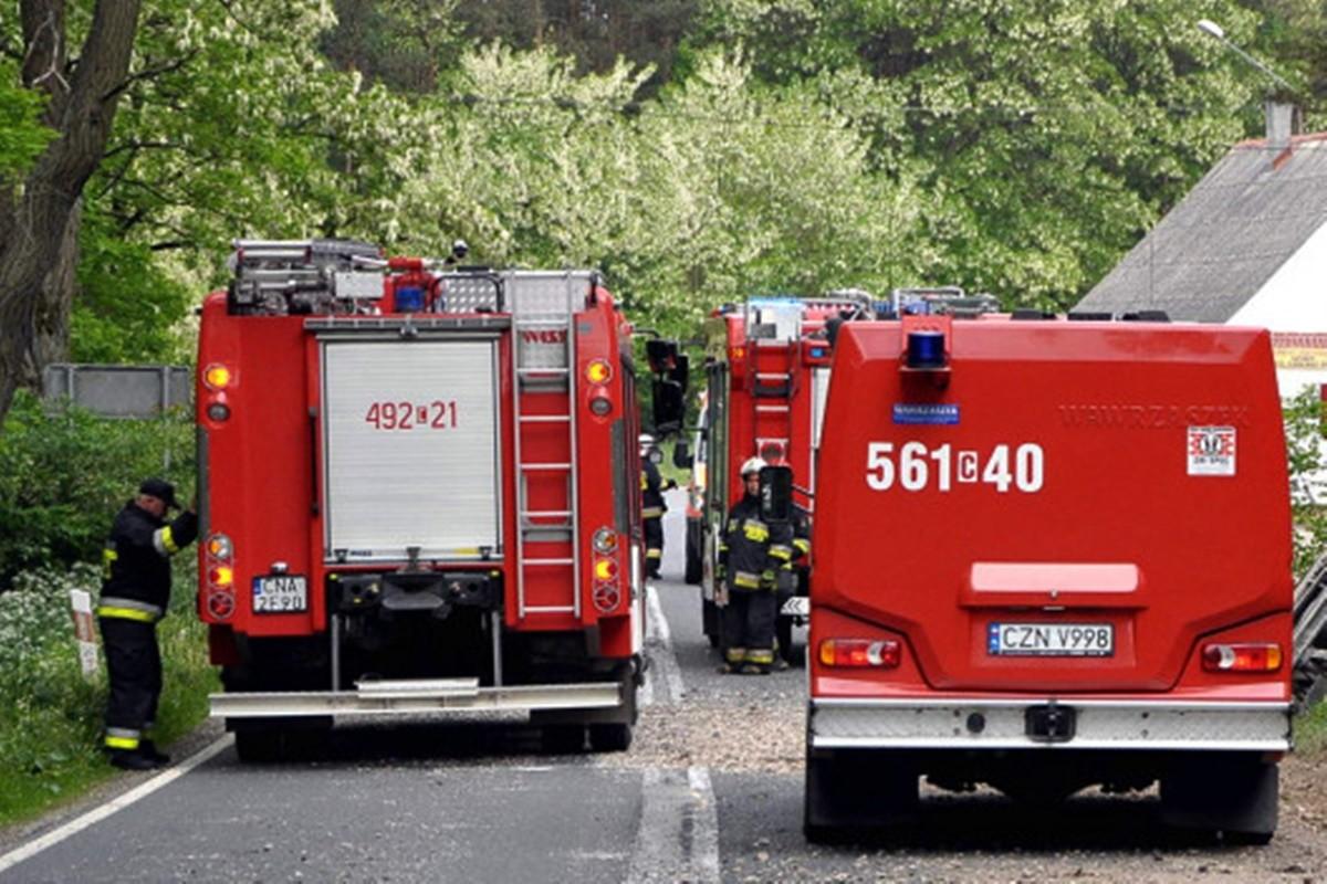 straż pożarna_ na sygnale 1 - Maciej Rejment