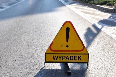 wypadek - znak_ na sygnale_ Maciej Rejment
