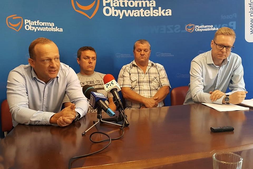 Paweł Olszewski,Wilczyński, Michał Stasiński, droga S5 - st