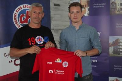 Piotr Siekirka_ BKS Chemik Bydgoszcz - mat. klubu