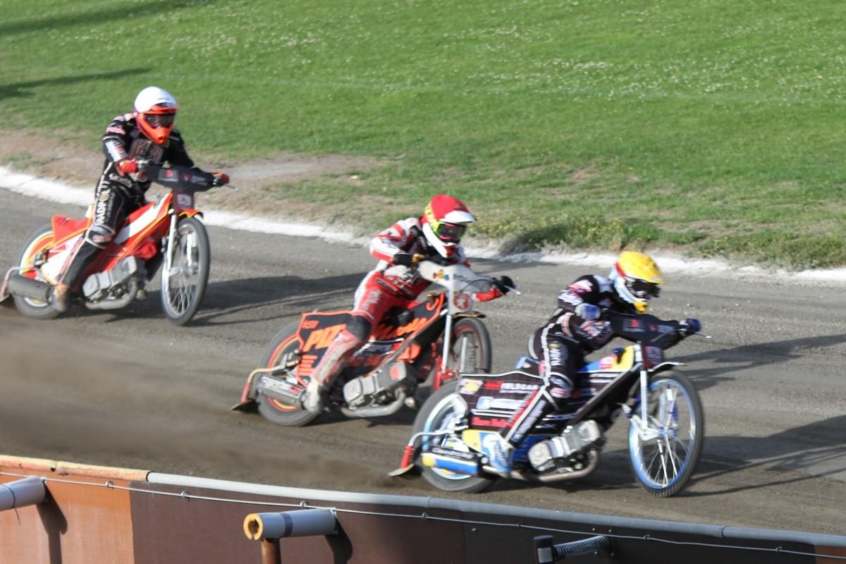 Damian Adamczak, Bjarne Pedersen, Zbigniew Suchecki