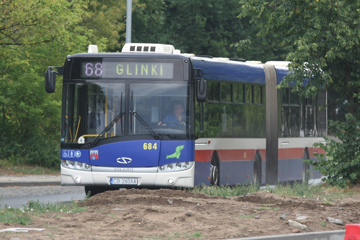 autobus_ linia 68_ kierunek Glinki - SF