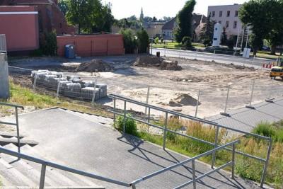 budowa parkingu_Plac Wolności Szubin_ MR