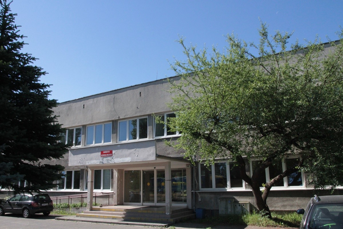 budynek_ były Instytut Nauk Politycznych UKW Bydgoszcz ul. Przemysłowa 34_ SF