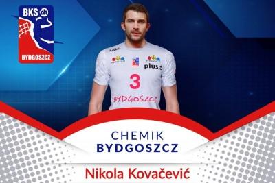 nikola kovacević_ nowy siatkarz bks chemik bydgozcz_ mat. klubowe