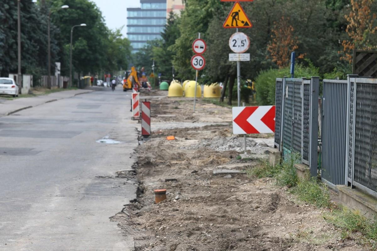 remont_ ul. Żmudzka Bydgoszcz_ SF