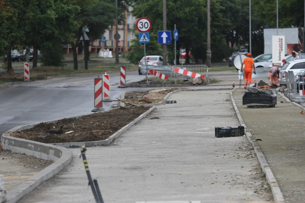 remont_ ul. Glinki Bydgoszcz_ SF