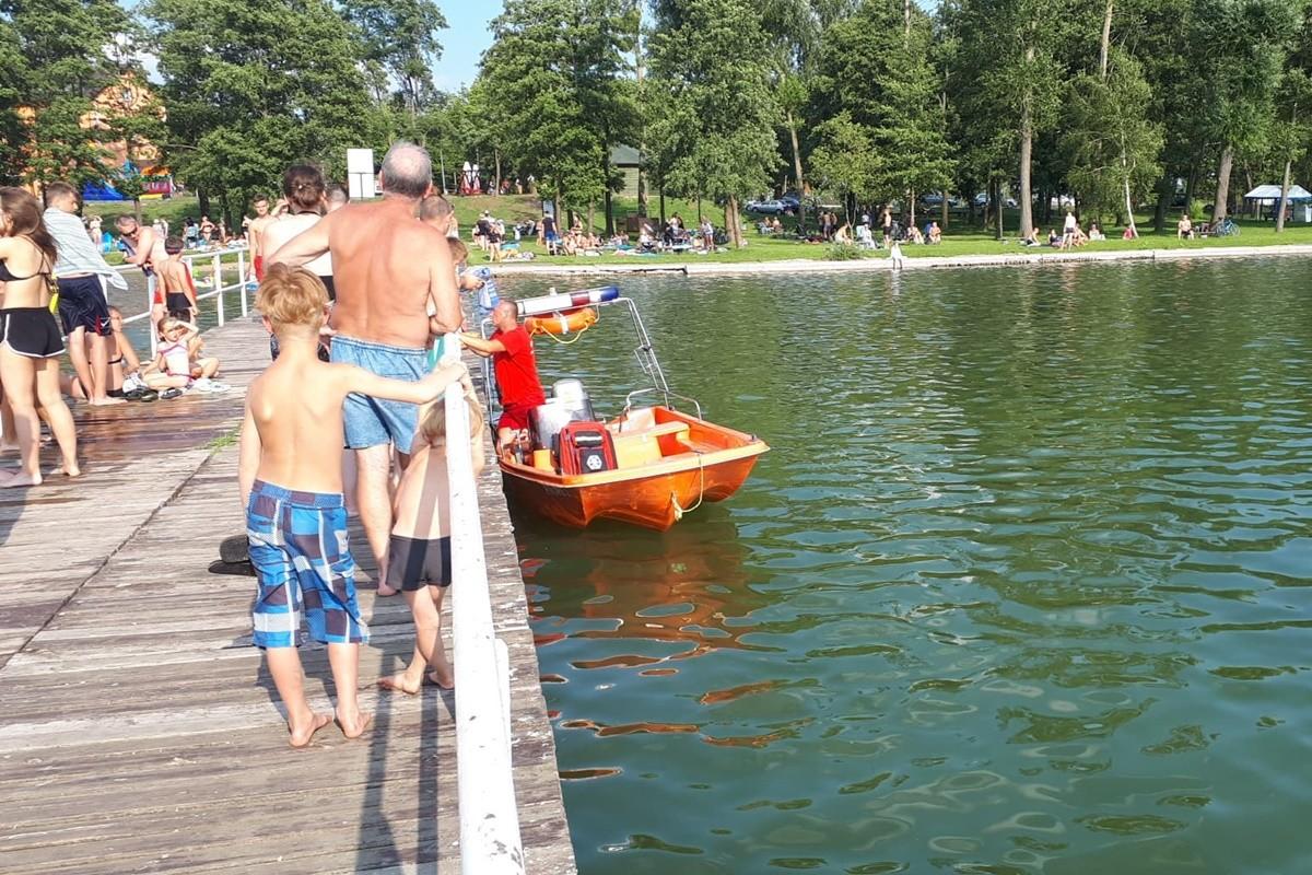 utonięcie dwóch osób_ akcja ratunkowa plaża Wąsosz_ MR (1)