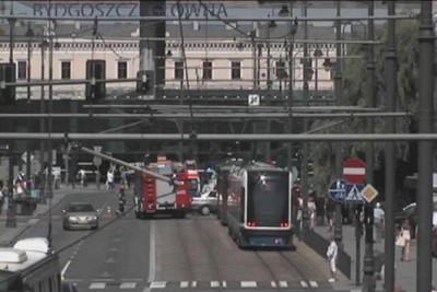 wypadek dworcowa its