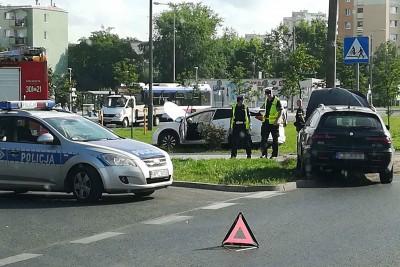 wypadek Błonie Bydgoszcz