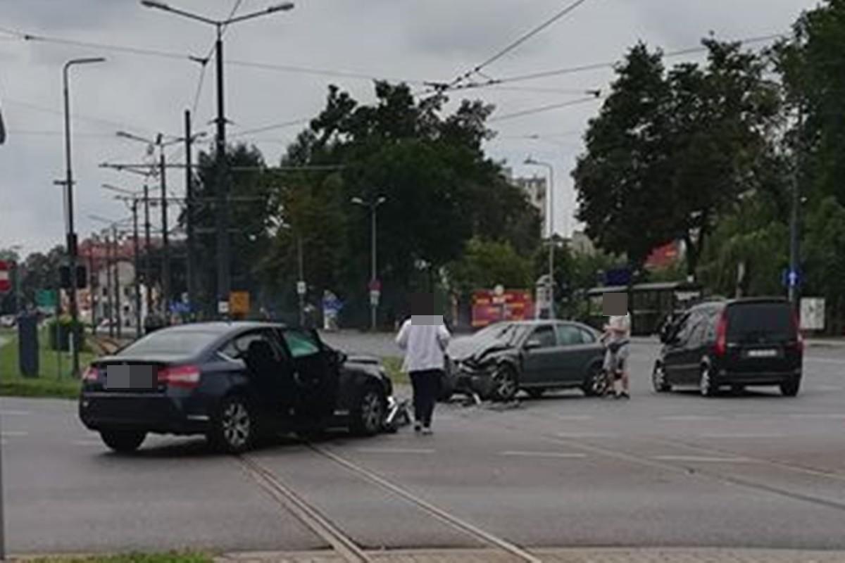 wypadek_pętla Garbary_ Arkadiusz Czeszewski - nadesłane
