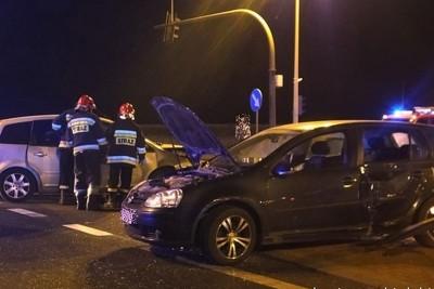 wypadek_skrzyżowanie dw241, dk10 - nakło nad notecią_ zbigniew kubisz