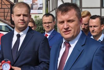 łukasz kulpa, marcin sypniewski, czas bydgoszcz, wybory 2018 bydgoszcz - st