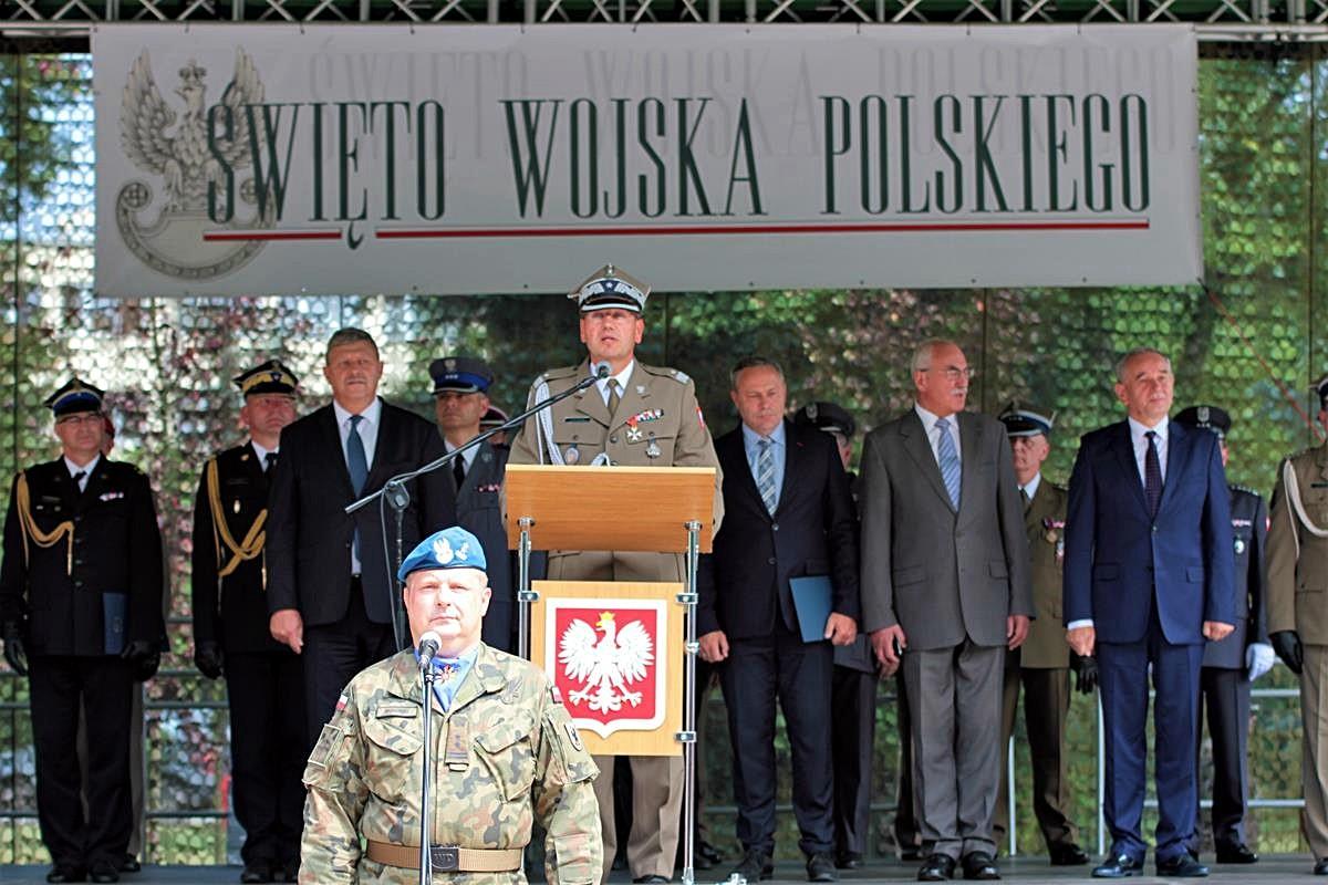 Święto WP w I Brygadzie Logistycznej_SG (14)