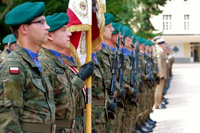 Święto WP w I Brygadzie Logistycznej_SG (16)