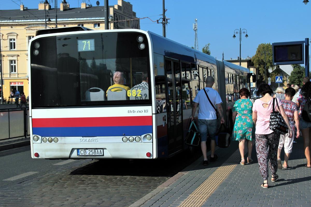 Autobus_linia 71 - kierunek Rekinowa_SG-1