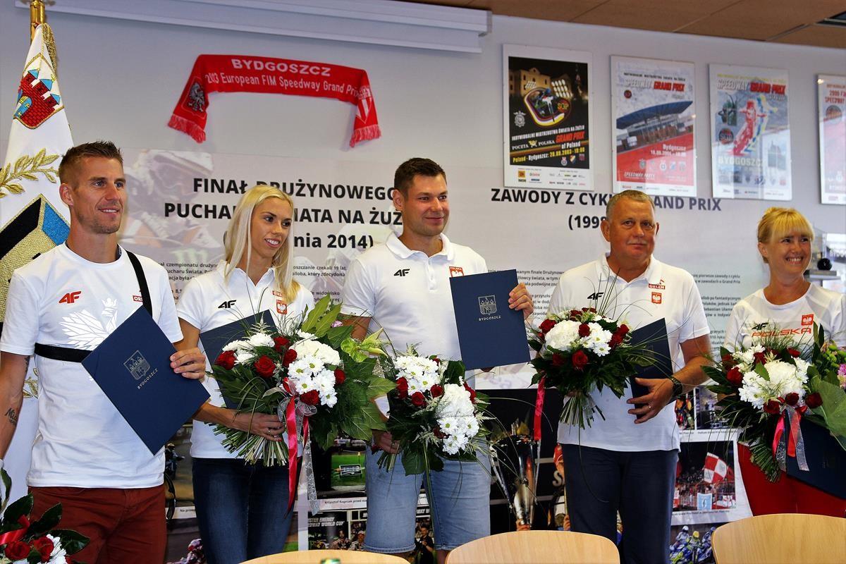 Baumgart, Wojciechowski, Lewandowski_medaliści Mistrzostw Europy_SG (31)