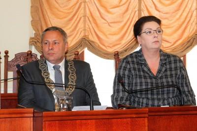 Bruski Mackiewicz rada miasta prezydenci SG