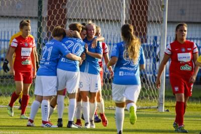I liga piłki nożnej kobiet_ KKP Bydgoszcz-Medyk II Konin_ AR (33)