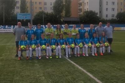 KKP Bydgoszcz_ I liga piłki nożnej kobiet_ SF