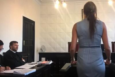 Karolina Piasecka_proces w Sądzie Rejonowym Bydgoszcz_ SF