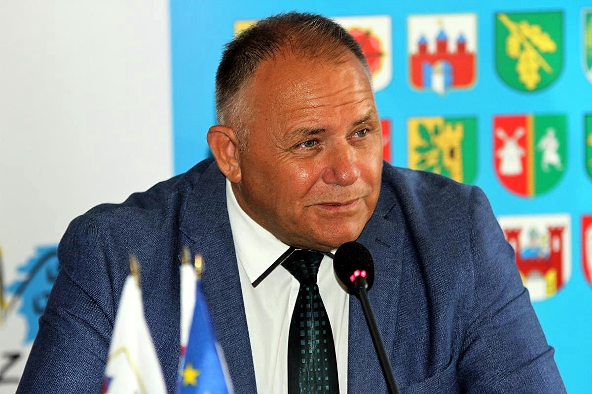 Krzysztof Szala_ wójt gminy Dobrcz_ SG