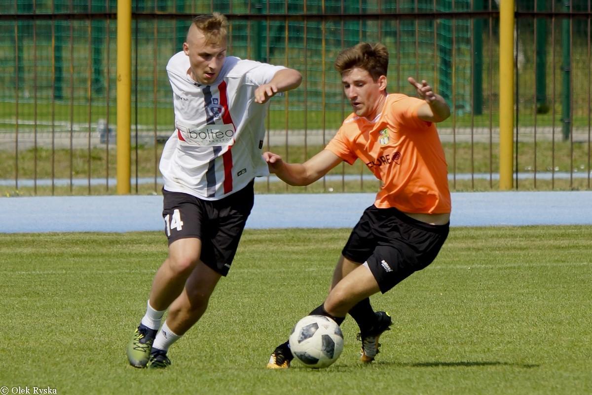 Mecz sparingowy Budowlany KS Bydgoszcz-Sportis  FC Łochowo_ AR (14)