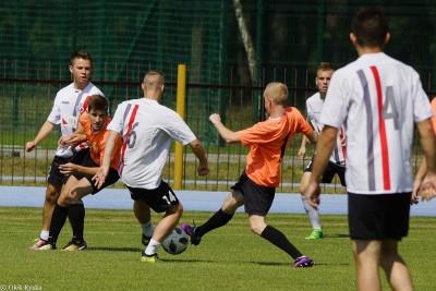 Mecz sparingowy Budowlany KS Bydgoszcz-Sportis  FC Łochowo_ AR (5)