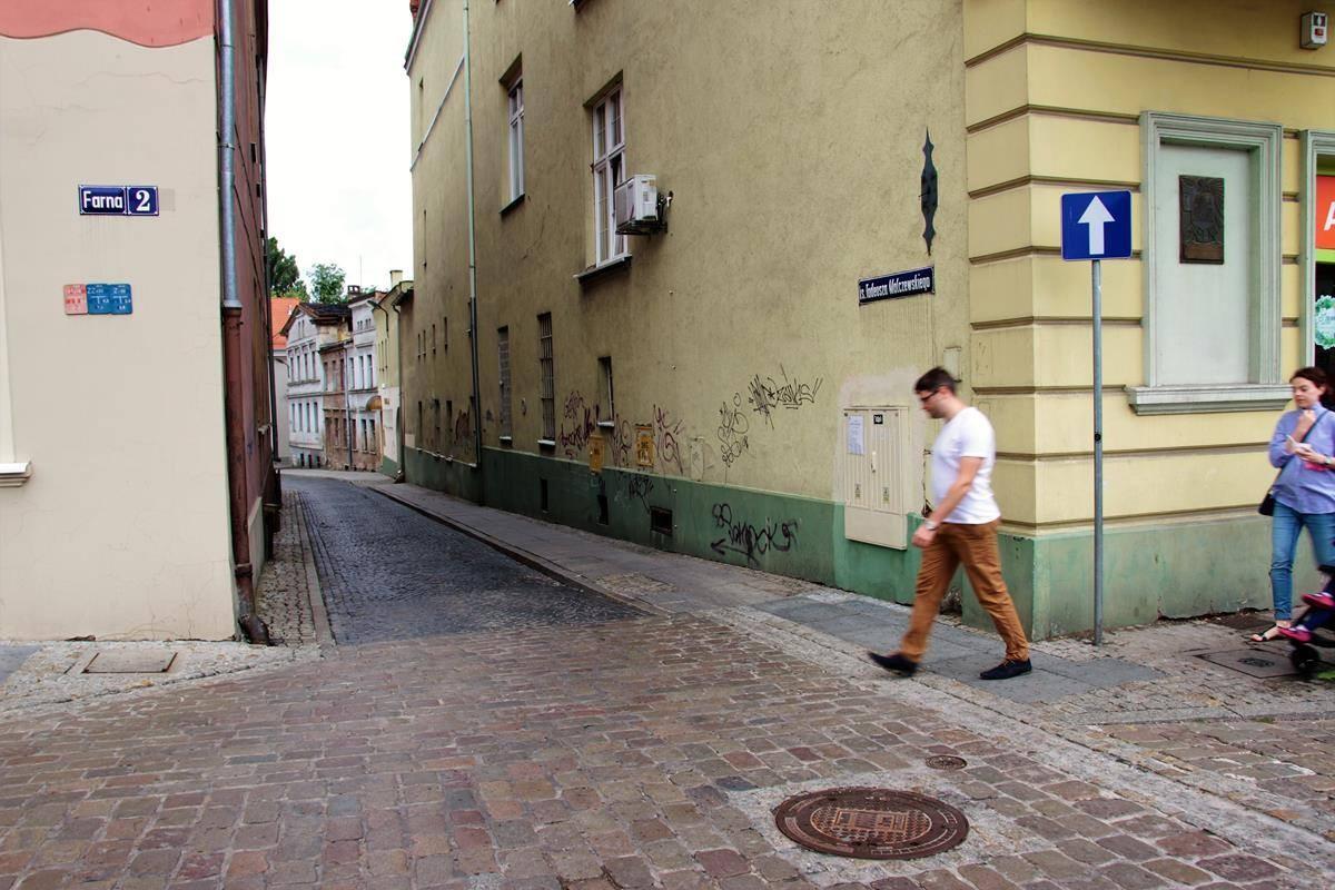 Stary Rynek_ skrzyżowanie Farna-Malczewskiego_ SG (2)