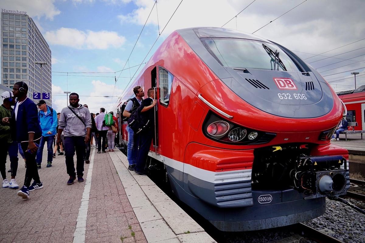 Testy_ pociągi Link Pesa Bydgoszcz_ Dortmund - mat. prasowe Pesa