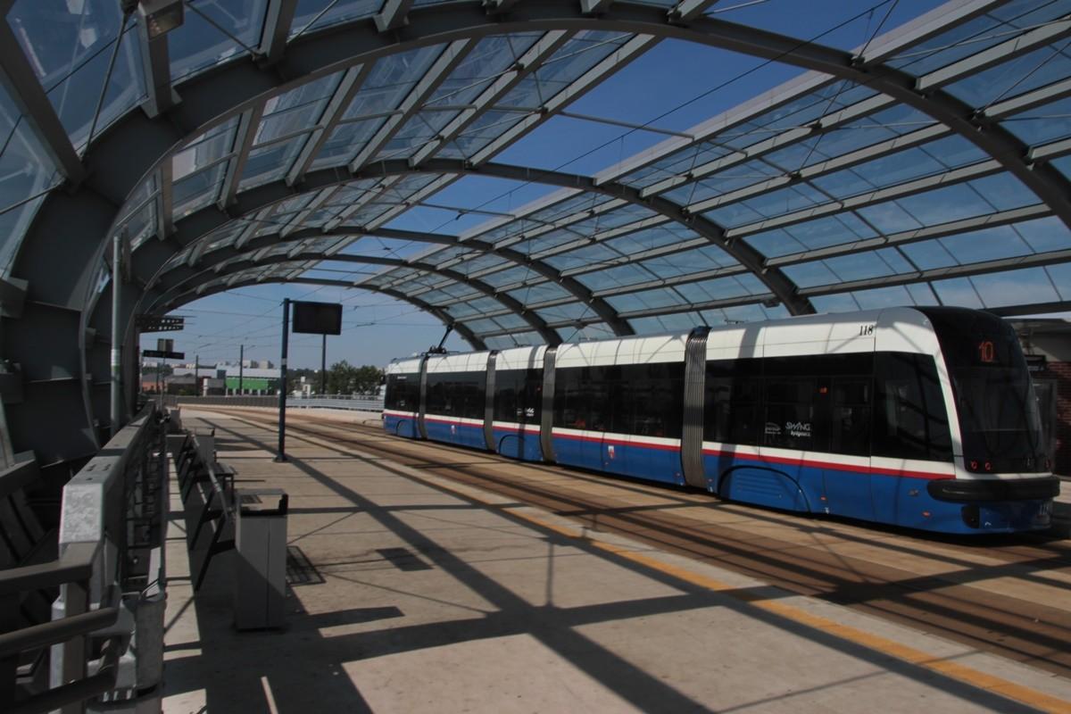 Tramwaj Pesa Swing_ Bydgoszcz-Dworzec Wschód_ SF