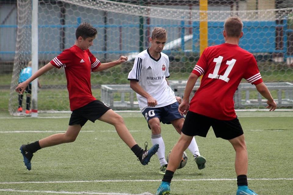 WakacyjnyTurniej o Puchar Saloniku Piłkarskiego Golden Goal - 1