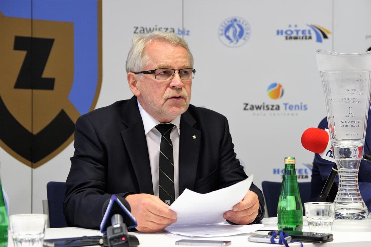 Waldemar Keister_ prezes CWZS Zawisza Bydgoszcz_ SG