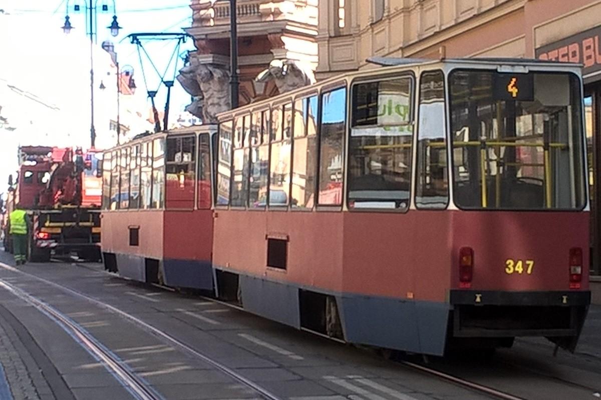 awaria tramwaju_gdańska-dworcowa_SF (6)