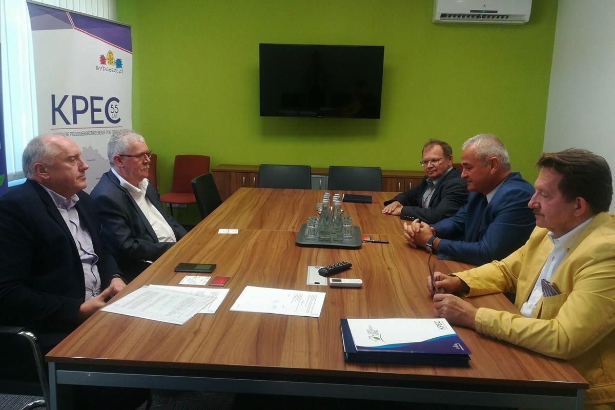 podpisanie umowy KPEC - ElektroTermex (1)