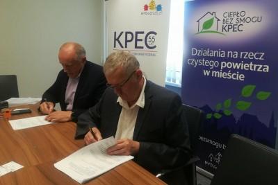 podpisanie umowy KPEC - ElektroTermex (3)