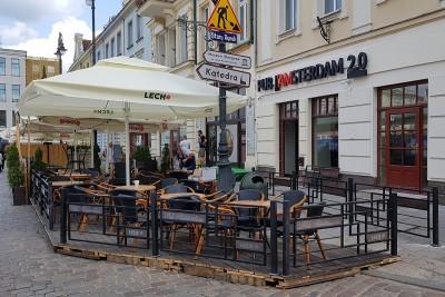 Pub Amsterdam Bydgoszcz