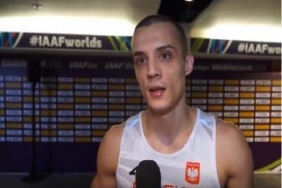 remigiusz olszewski_bieg na 100m_ PZLA