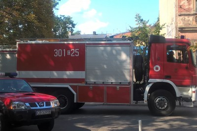 straż pożarna Bydgoszcz_ na sygnale - SF