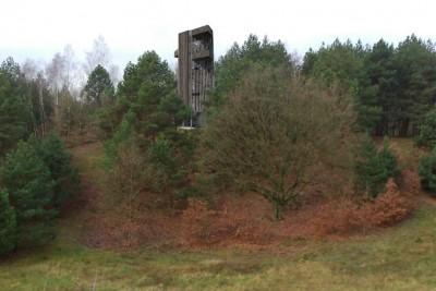 wieża widokowa górki fordońskie