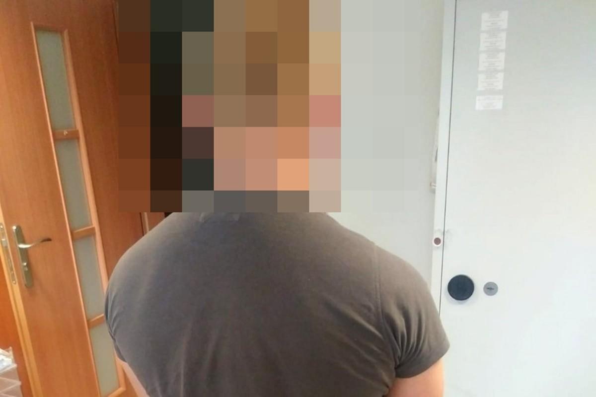 zatrzymanie mężczyzny_ handel narkotykami - KWP Bydgoszcz