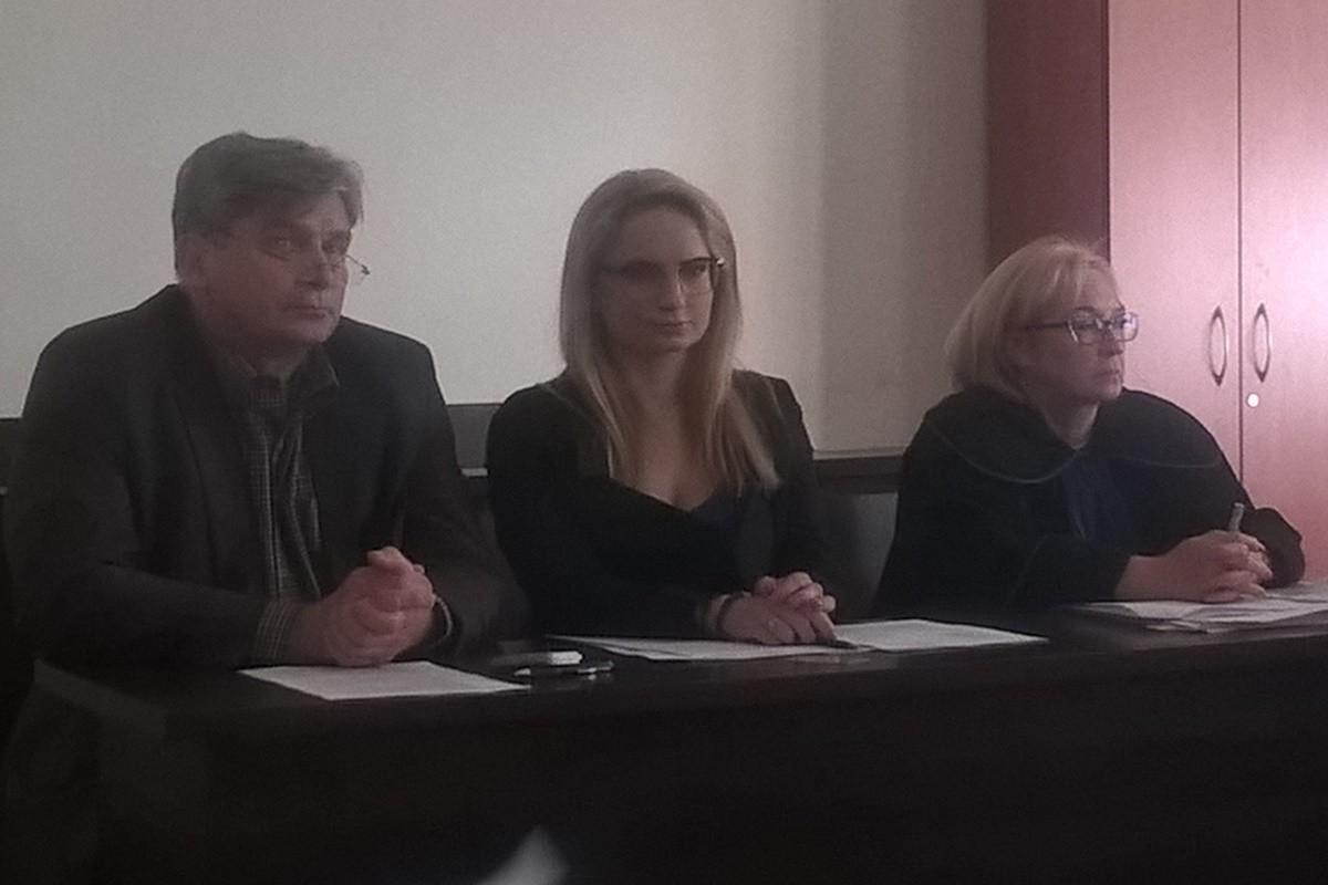 Dominika Matuszak, Waldemar Matuszak, adw. Jadwiga Grzegorek - spór o Rzekę Muzyki_ Sąd Rejonowy Bydgoszcz - SF