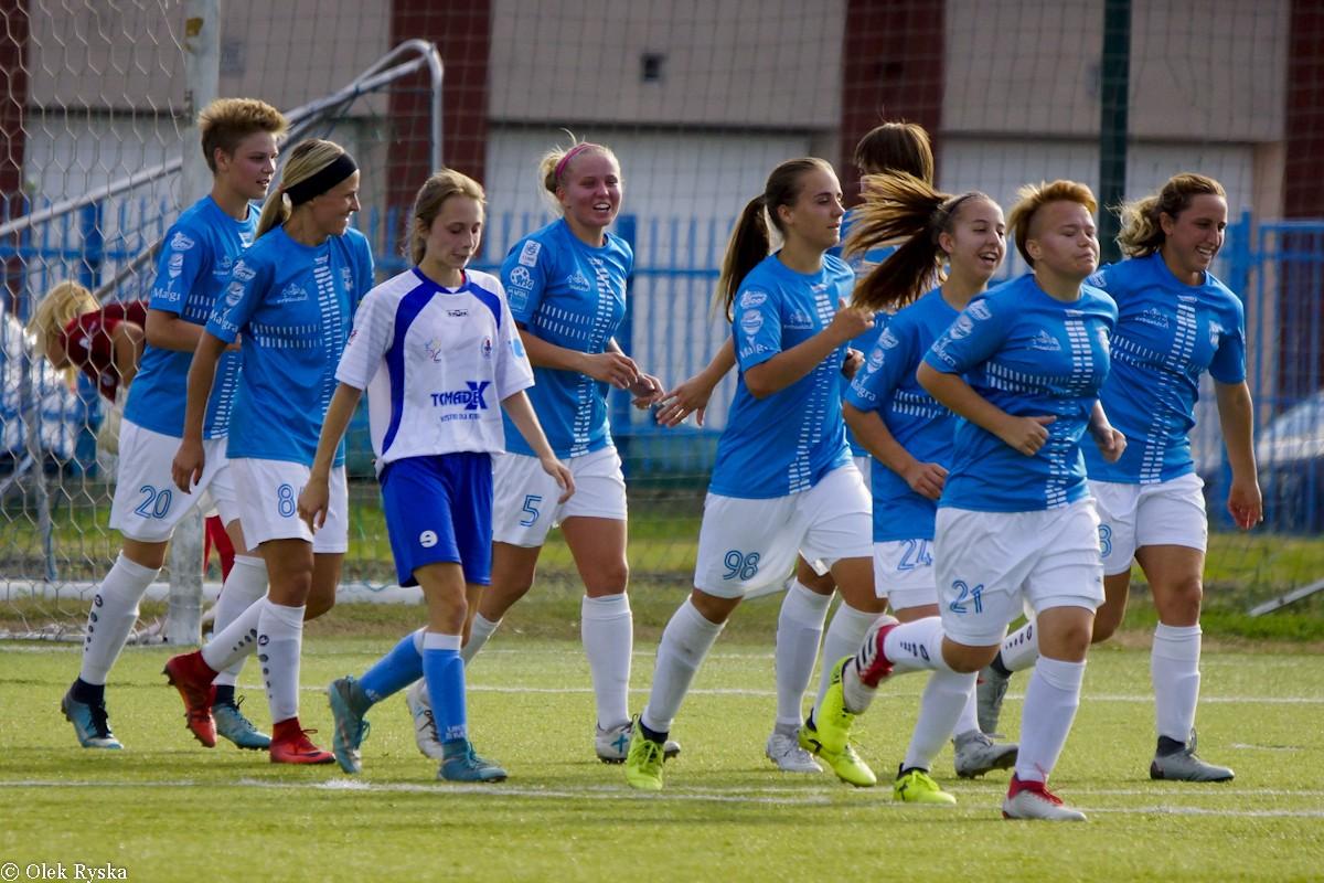I liga piłki nożnej kobiet_ KKP Bydgoszcz-UKS SMS Łódź_ AR (56)