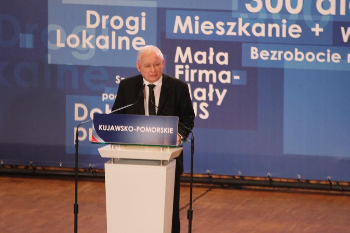 Jarosław Kaczyński_ prezes PiS_ SF